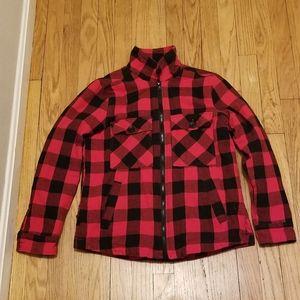 Forever 21 Buffalo Red Plaid Jacket